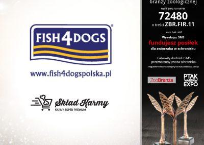 FIRMA SKŁAD KARMY MARKA FISH4DOGS