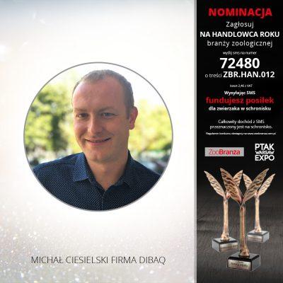 MICHAŁ CIESIELSKI FIRMA DIBAQ