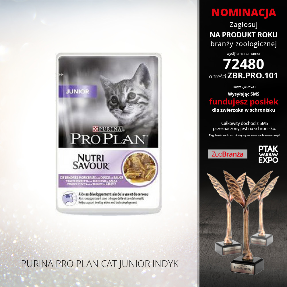 PURINA PRO PLAN CAT JUNIOR INDYK