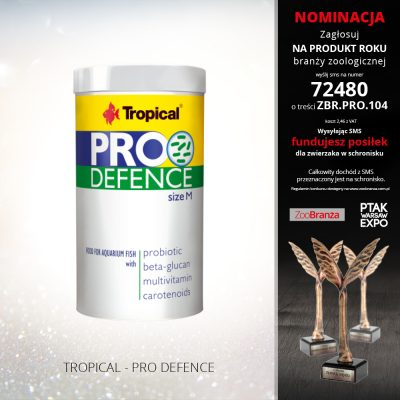 TROPICAL – PRO DEFENCE