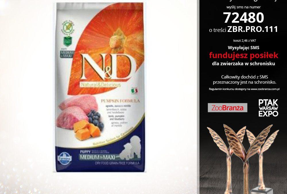 FARMINA NATURAL & DELICIOUS PUMPKIN