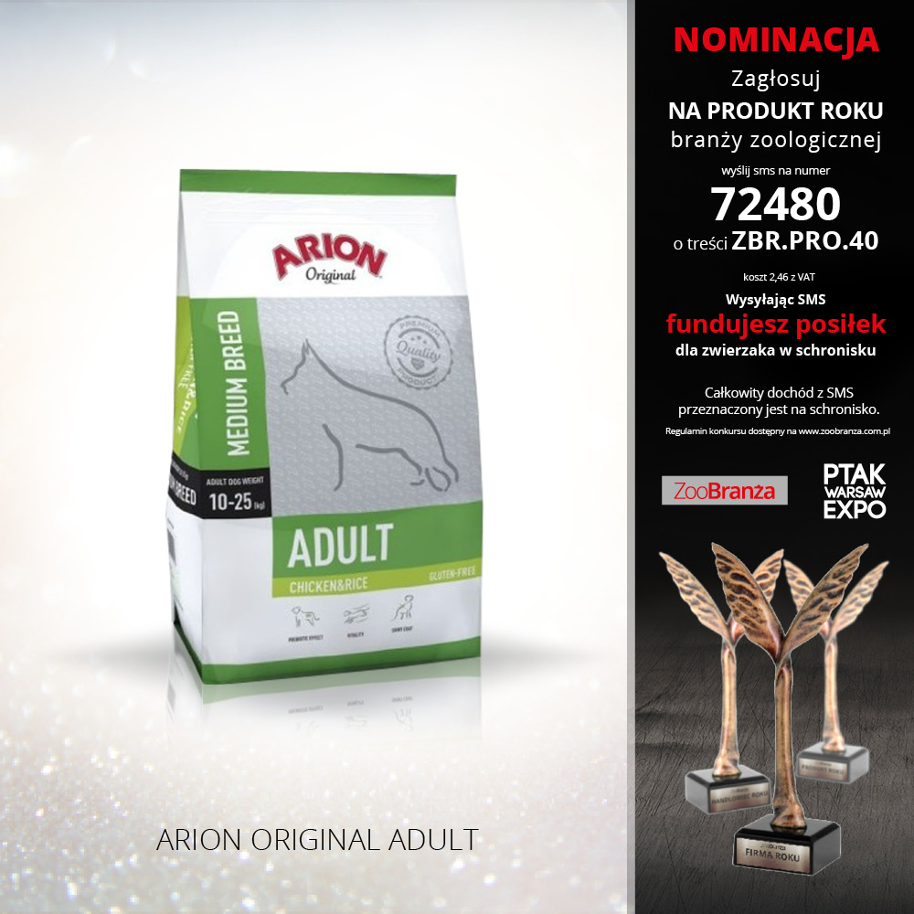 ARION ORIGINAL ADULT