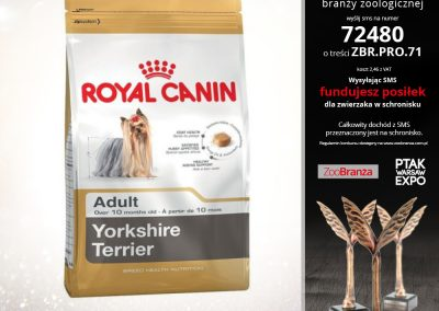 ROYAL CANIN YORK ADULT