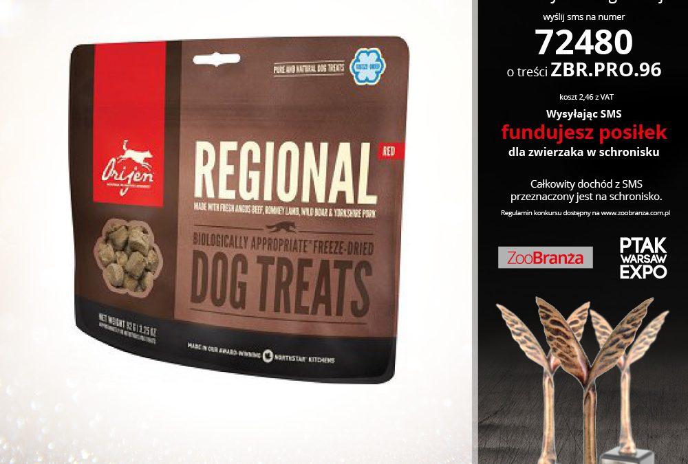 ORIJEN REGIONAL RED DOG PRZYSMAK